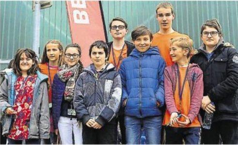 Echiquier Nazairien : bons résultats aux championnats de France jeunes