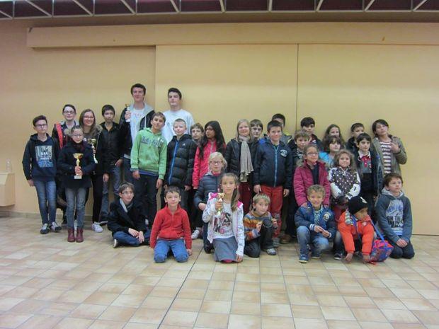 Championnat 44 jeunes
